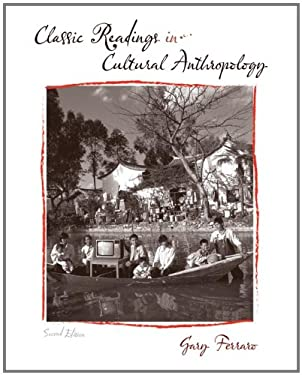 Classic Readings in Cultural Anthropology 9780495507369