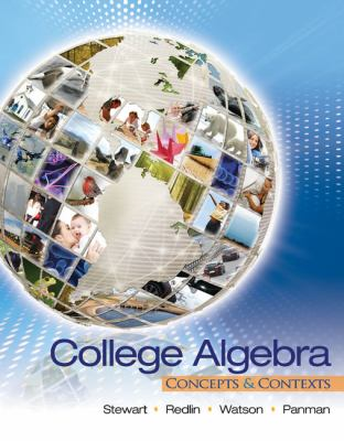 College Algebra: Concepts and Contexts 9780495387893