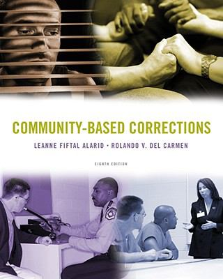 Community-Based Corrections 9780495812425