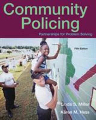Community Policing: Partnerships for Problem Solving 9780495095446