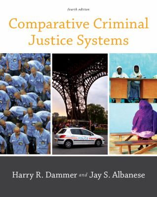 Comparative Criminal Justice Systems 9780495809890