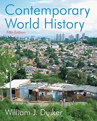 Contemporary World History 9780495572718