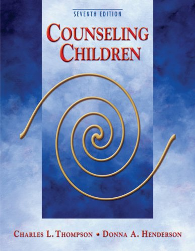 Counseling Children 9780495007753