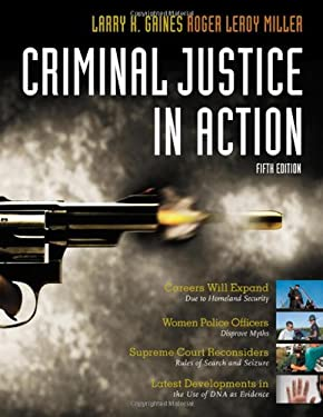 Criminal Justice in Action 9780495505440