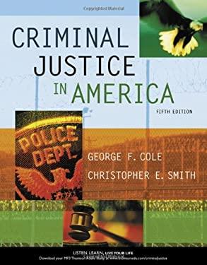 Criminal Justice in America 9780495095309