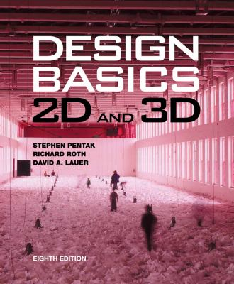 Design Basics: 2D and 3D (with Art Design Coursemate with eBook Printed Access Card) 9780495909972