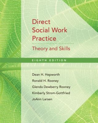 Direct Social Work Practice: Theory and Skills 9780495601678