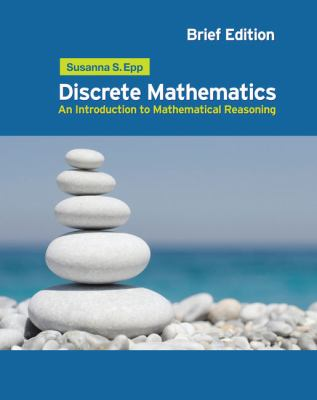 Discrete Mathematics: Introduction to Mathematical Reasoning 9780495826170