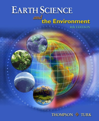 Earth Science and the Environment [With Access Code] 9780495112877