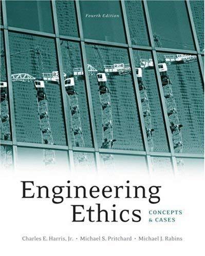 Engineering ethics term paper