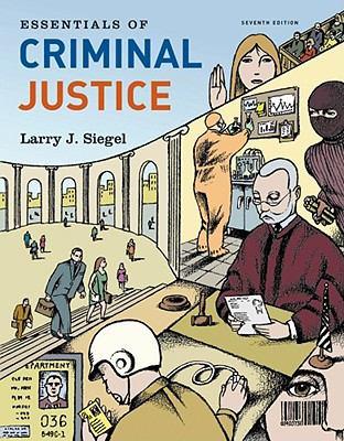 Essentials of Criminal Justice 9780495810995