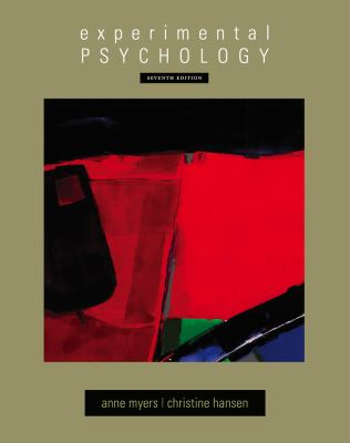 Experimental Psychology 9780495602316