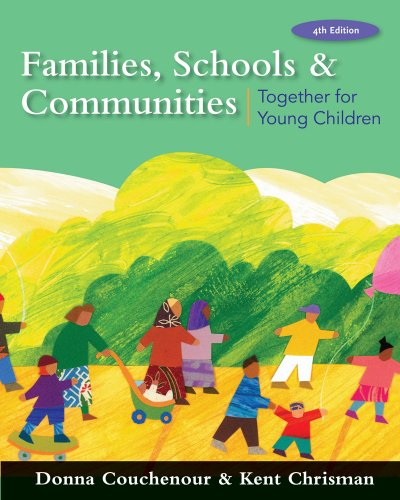 Families, Schools and Communities: Together for Young Children 9780495812449