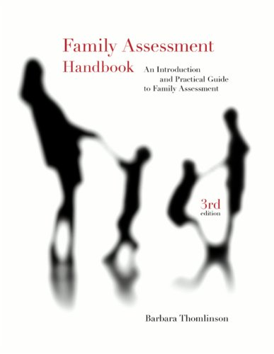 Family Assessment Handbook: An Introduction and Practical Guide to Family Assessment 9780495601210