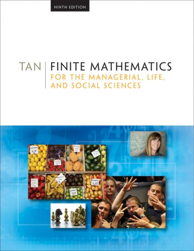 Finite Mathematics for the Managerial, Life, and Social Sciences 9780495387534