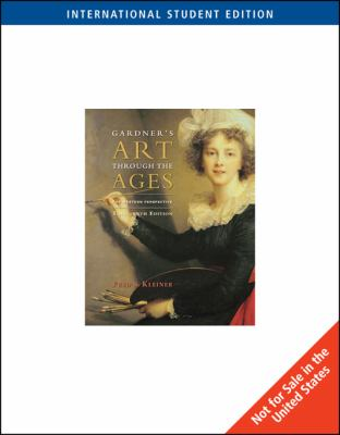 Gardner's Art Through the Ages: The Western Perspective 9780495792963