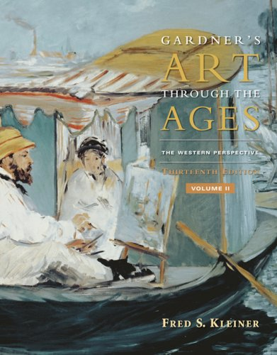Gardner's Art Through the Ages, Volume II: The Western Perspective [With Poster and Access Code]