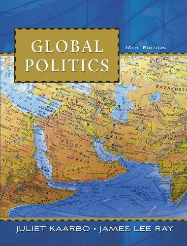 Global Politics 9780495802648