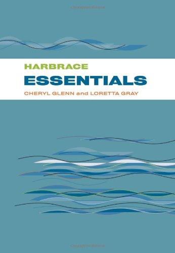 Harbrace Essentials 9780495908364