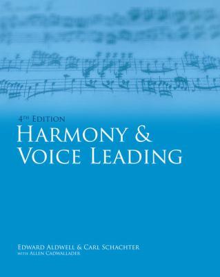 Harmony & Voice Leading 9780495189756