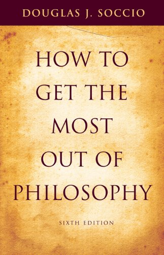 How to Get the Most Out of Philosophy 9780495172239