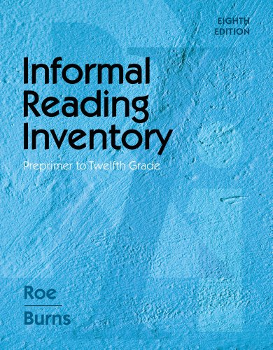 It's just a graphic of Légend Printable Informal Reading Inventory