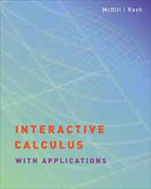 Interactive Calculus with Applications [With CDROM] 1608094