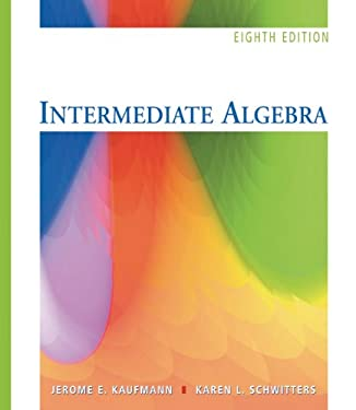 Intermediate Algebra (with Interactive Video Skillbuilder CD-ROM and Ilrn Student Tutorial Printed Access Card) [With CDROM and Access Code] 9780495105527