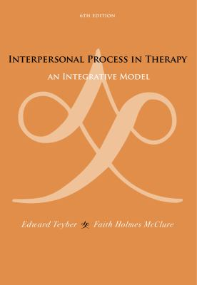 interpersonal process in therapy an integrative model 6th edition pdf