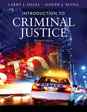 Introduction to Criminal Justice 9780495095415