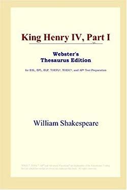 King Henry IV, Part I 9780497253417
