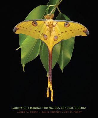 Lab Manual for Majors General Biology 9780495115052
