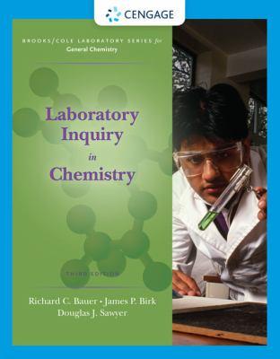 Laboratory Inquiry in Chemistry 9780495113454