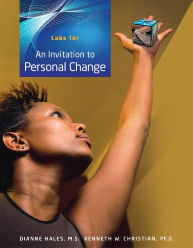 Labs for Hales/Christian's an Invitation to Personal Change 9780495557098