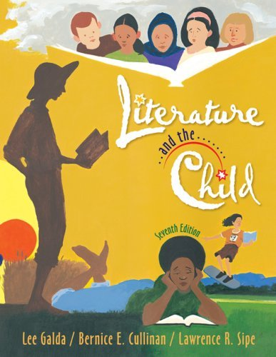 Literature and the Child 9780495602392