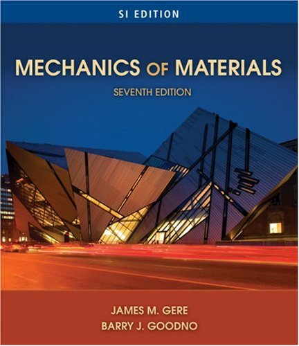 Mechanics of Materials 9780495438076