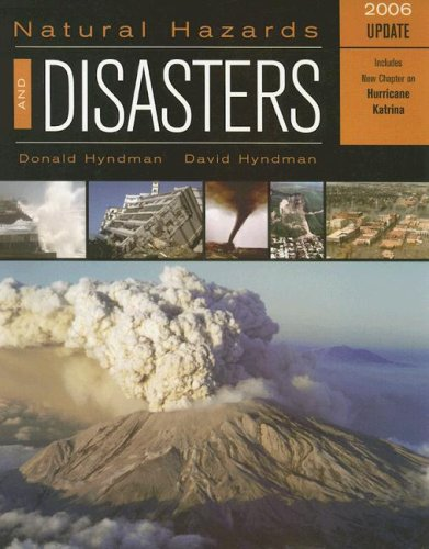 Natural Hazards and Disasters: 2006 Update 9780495393269