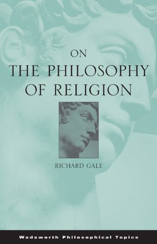 On the Philosophy of Religion 9780495009146