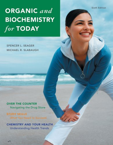 Organic and Biochemistry for Today [With Printed Access Card - Thomsonnow] 9780495112808