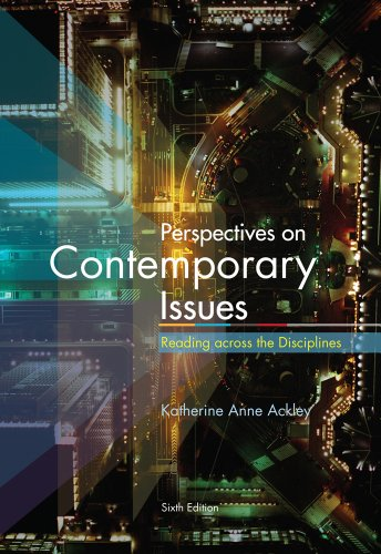 Perspectives on Contemporary Issues 9780495912927