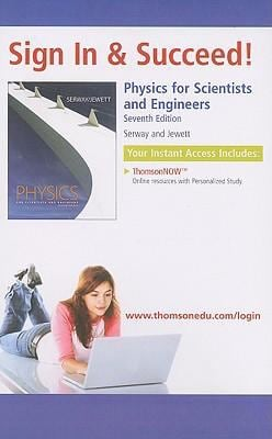 Physics for Scientists and Engineers 9780495190998