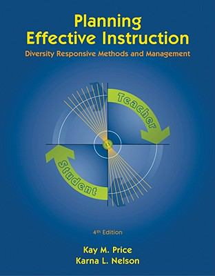 Planning Effective Instruction: Diversity Responsive Methods and Management 9780495809494