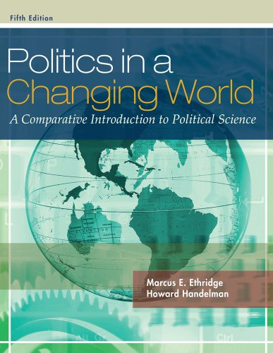 Politics in a Changing World: A Comparative Introduction to Political Science 9780495570486