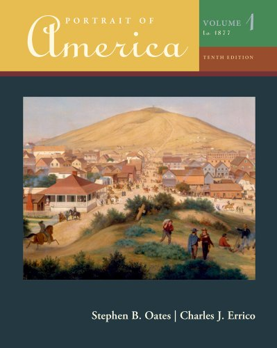 Portrait of America, Volume I 9780495799856