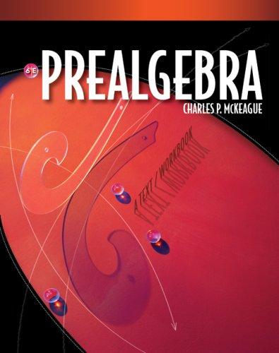 Prealgebra-9780495559917
