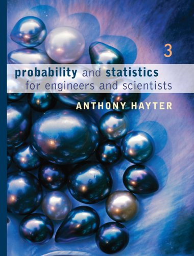 Probability and Statistics for Engineers and Scientists [With CDROM] 9780495107576