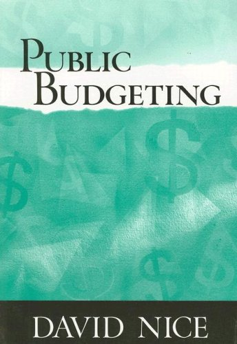 Public Budgeting 9780495063186