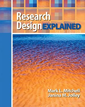 Research Design Explained 9780495092230