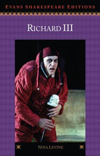 Richard III: Evans Shakespeare Edition 9780495911241