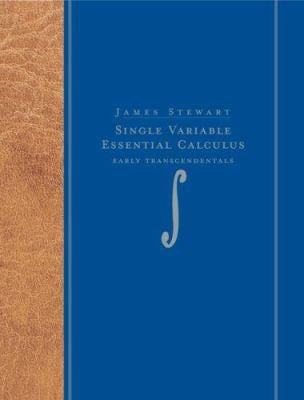 Single Variable Essential Calculus: Early Transcendentals 9780495109570